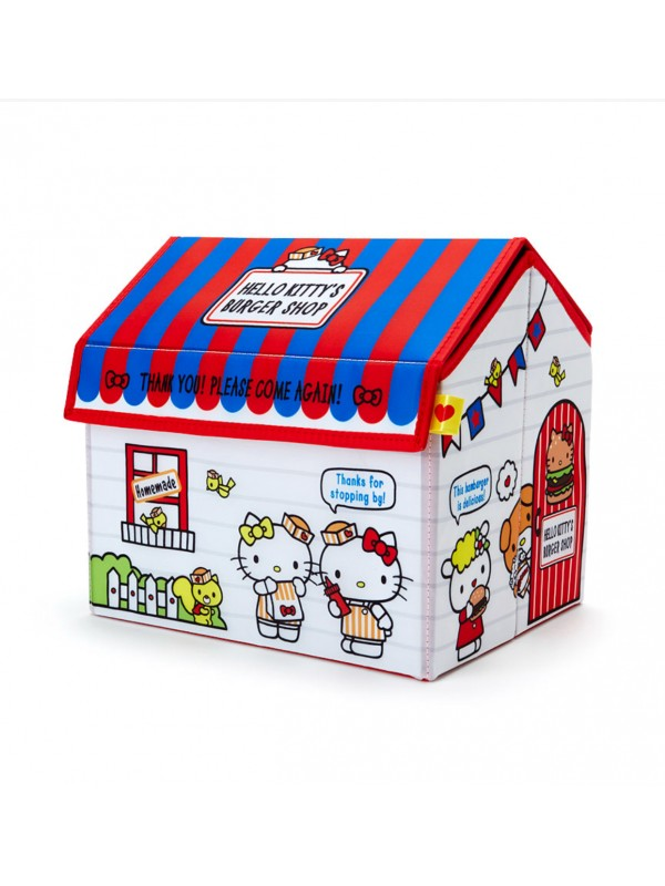 Hello Kitty Foldable Storage Box凯蒂猫可折叠收纳盒