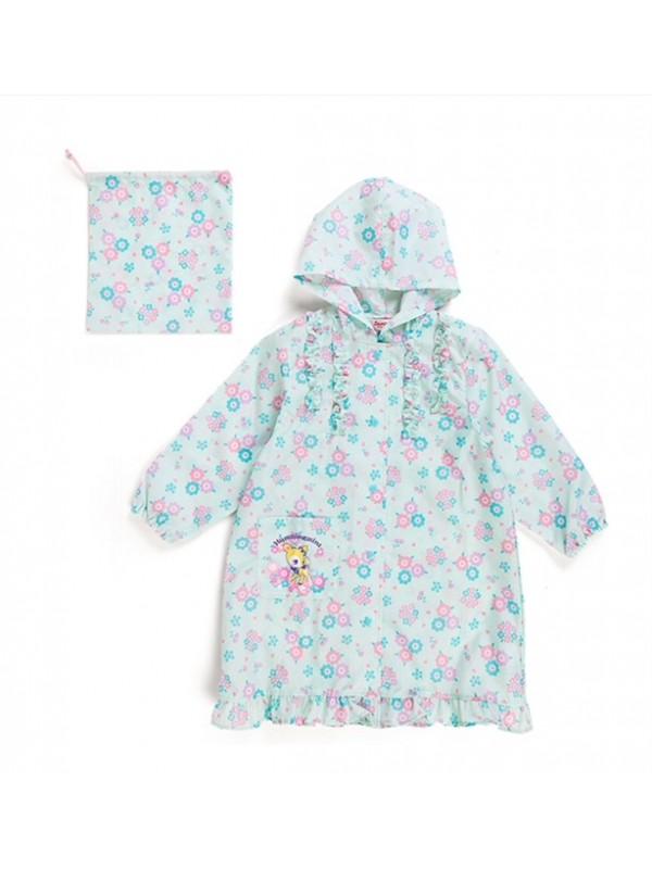 Humiing mint Rain Coat小鹿雨衣 size110 120