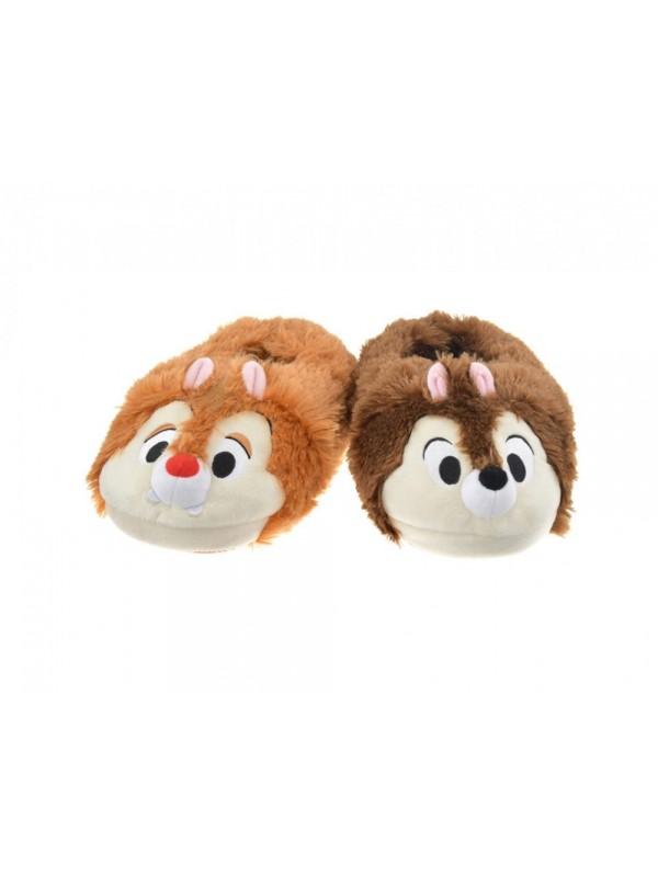Dickies 迪士尼小松鼠双色拖鞋