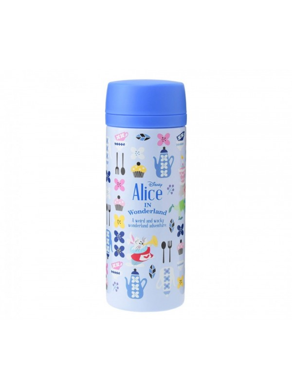Alice in Wonderland Thermos Mug Bottle 500ml迪士尼 爱丽丝梦游记保温杯