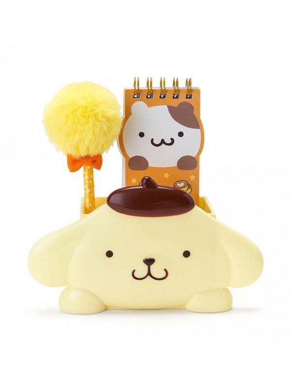 Pom Pom Purin Storage Box with Note Pad布丁狗储物盒带记事页
