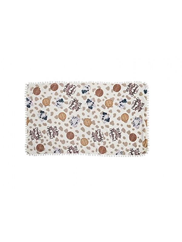 101 Dalmatians Blanket 斑点狗珊瑚绒毯子