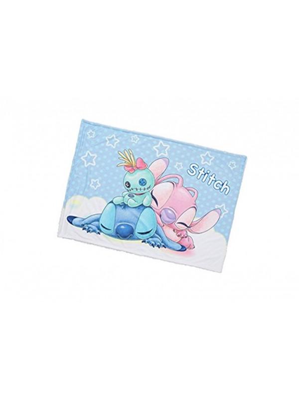 Stitch Blanket 史迪克珊瑚绒毯子 70x100cm