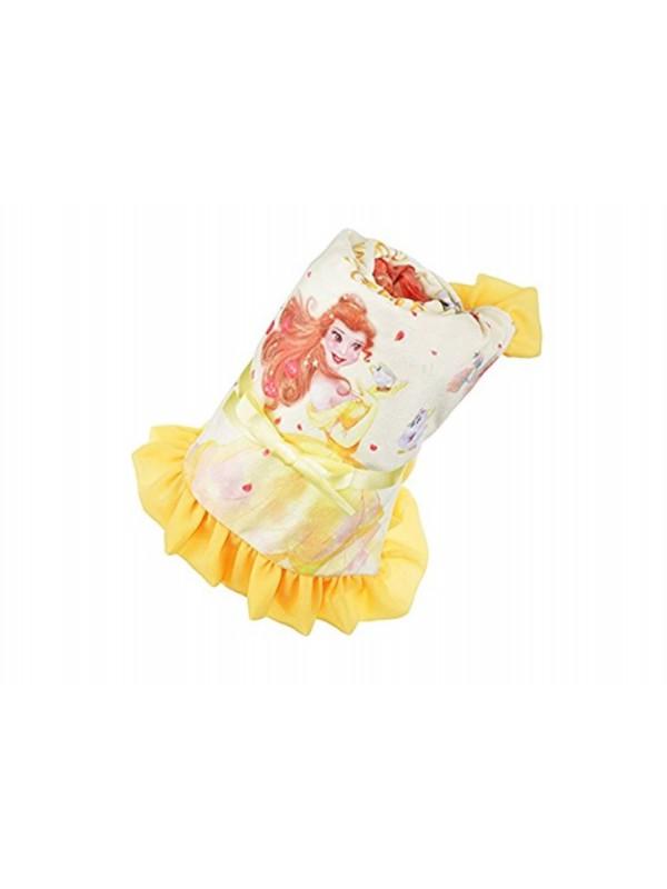 Bella Ribbon Blanket美女与野兽珊瑚绒毯子 70x100cm