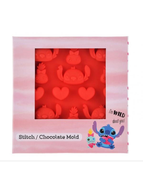 Stitch史迪克巧克力制作模具