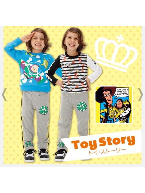 Toys 玩具总动员儿童睡衣/家居服套装 三件套 Size 80