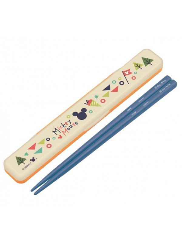 Micky Mouse Chopsticks with Case 米奇筷子(带收纳盒)