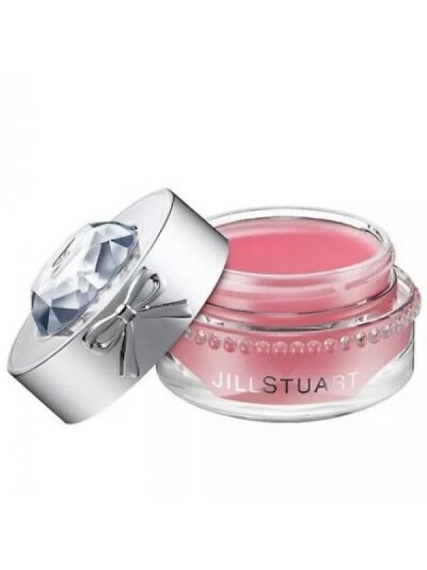 JILLSTUARTmelty lip balm01rose pink吉麗絲朵 纯白花漾嫩唇冻 01色