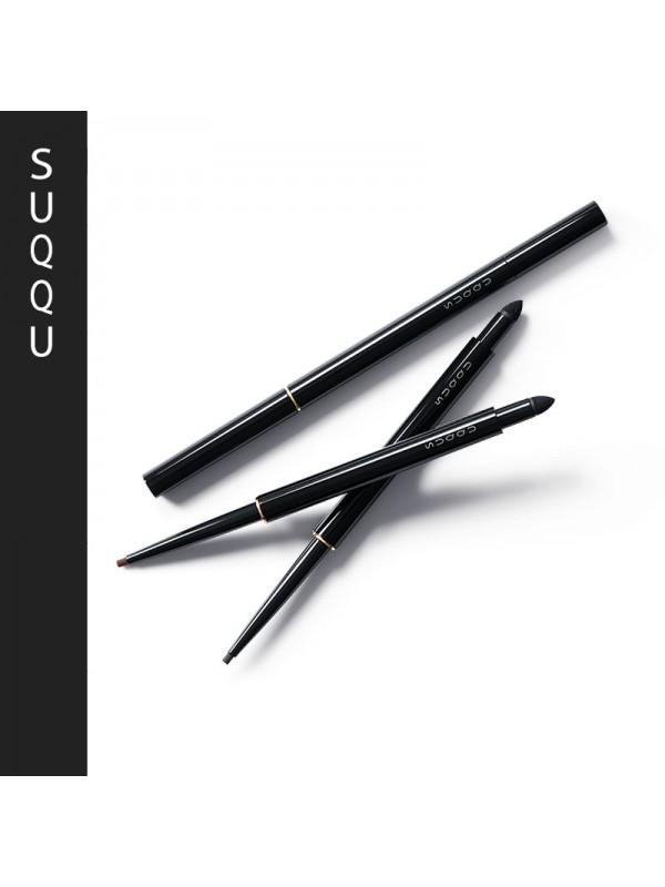 SUQQU GEL EYELINER PENCIL 01 BLACK眼线胶笔 01 黑色
