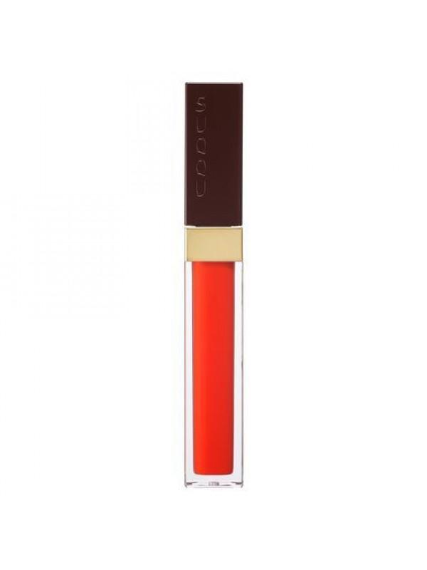 SUQQU Flawless Lip Gloss 104 TOUBI 晶彩艳色唇膏 104 橙阳