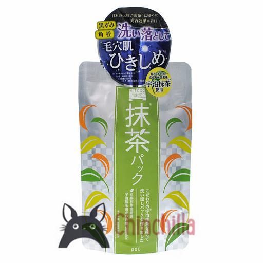日本PDC酒粕面膜抹茶涂抹式面膜清洁毛孔改善细纹