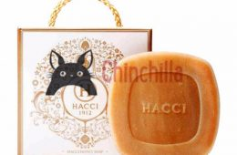 HACCI蜂蜜美容皂 洗颜洗脸洁面皂 清洁保湿80g